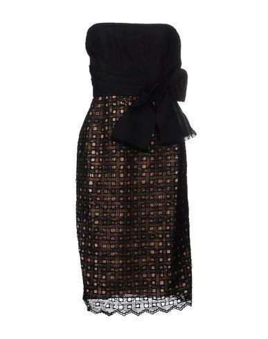 OSCAR DE LA RENTA Knee-Length Dress. #oscardelarenta #cloth #dress