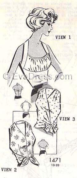 1950's Halters