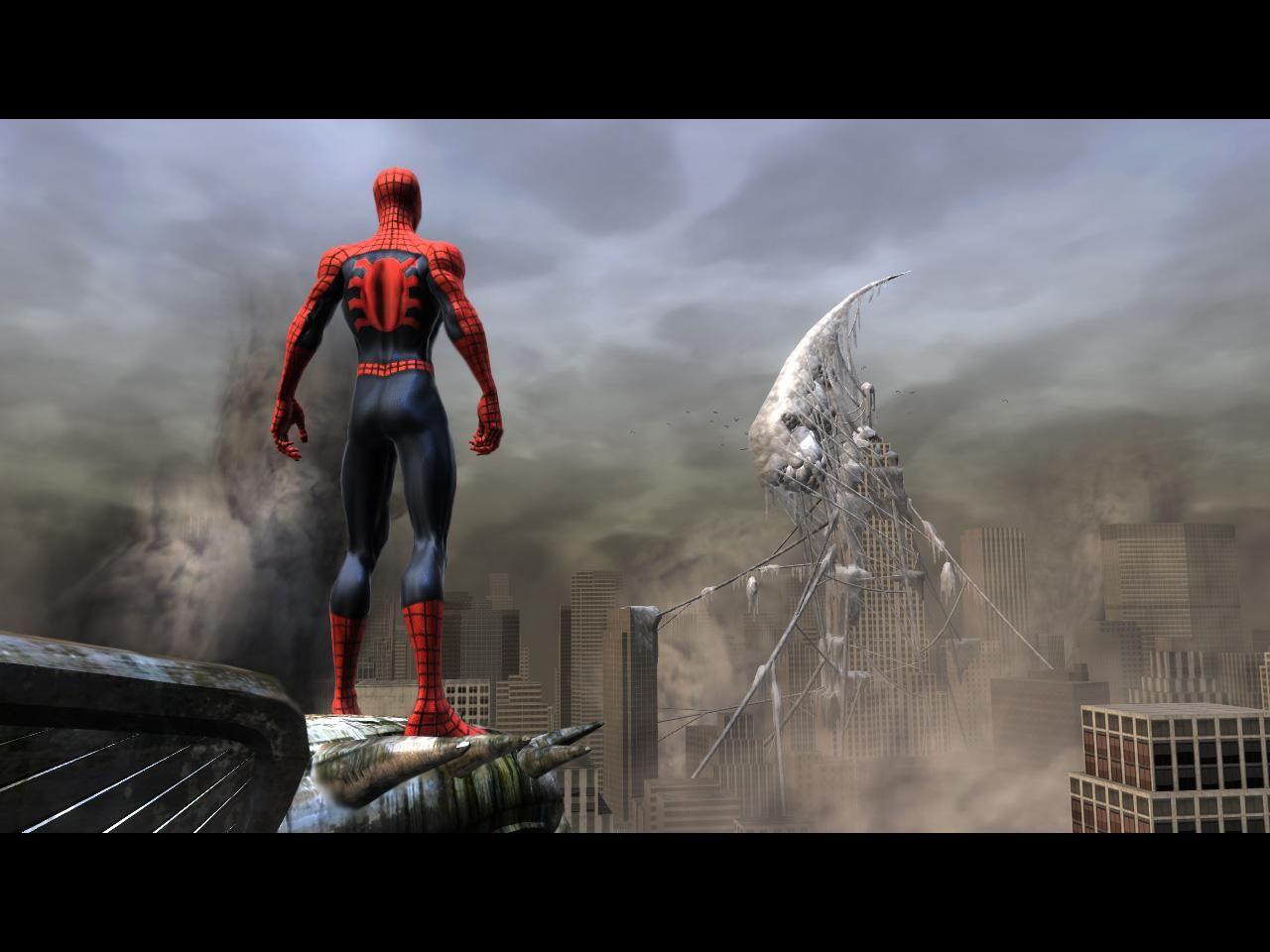 Show Me Spiderman Wallpaper