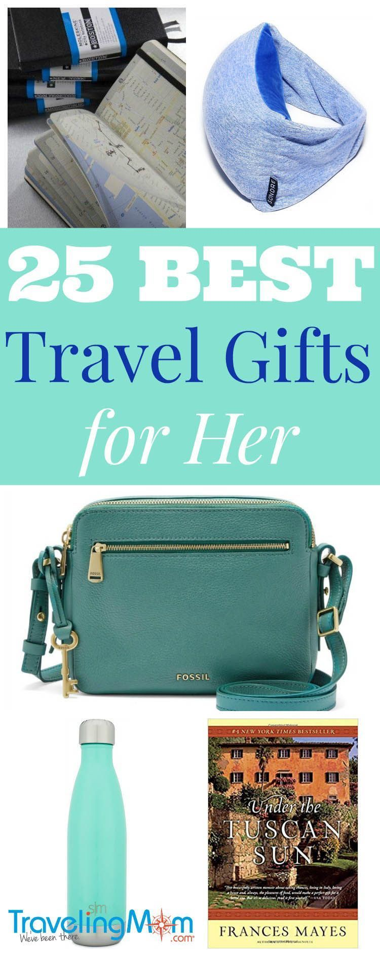 30+ Gift Ideas for Women Who Love to Travel in 2020 Best
