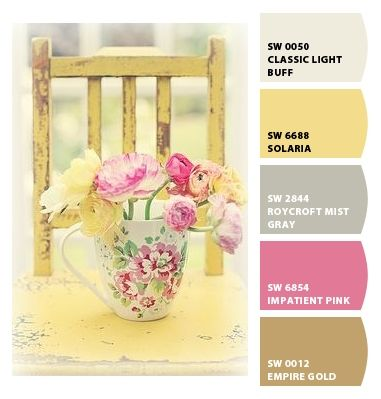 Paint colors from Chip It! by Sherwin-Williams | Palettes of Color ...
