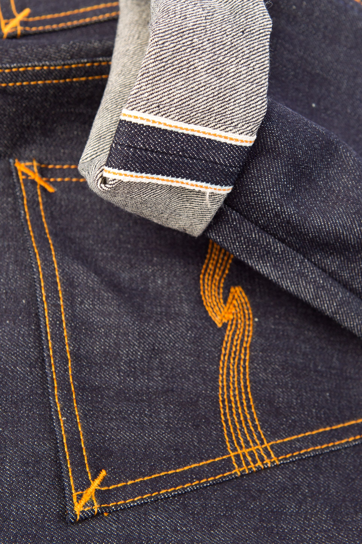 Watch Nudie Jeans Co x Oi Polloi Grim Trim Dry Rainbow Jeans video