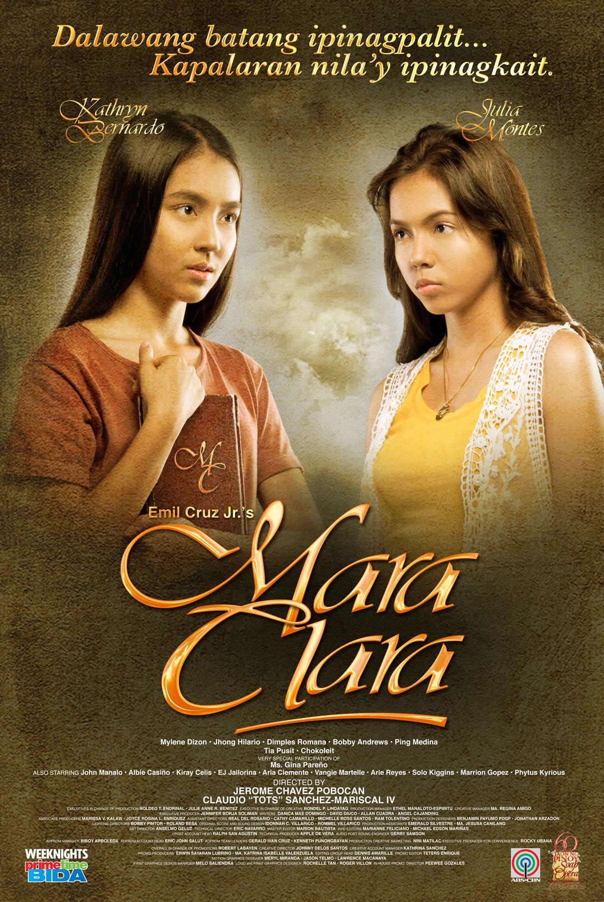 Maraclara full movies drama tv shows pinoy movies