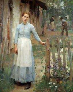 Les 28 meilleures images de Sir George Clausen | Peintre ... |Sir George Clausen Head Girls