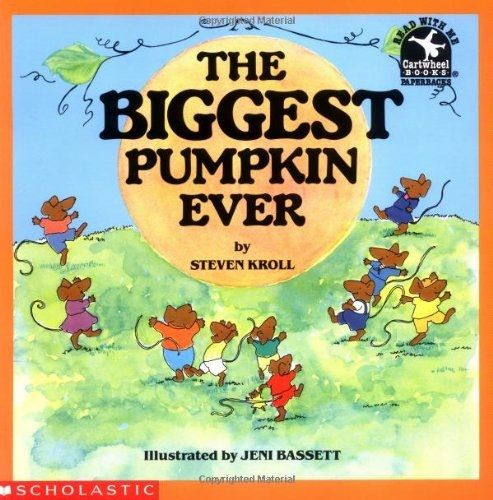 Great Books For #Halloween : The Biggest Pumpkin Ever   Great Books ...