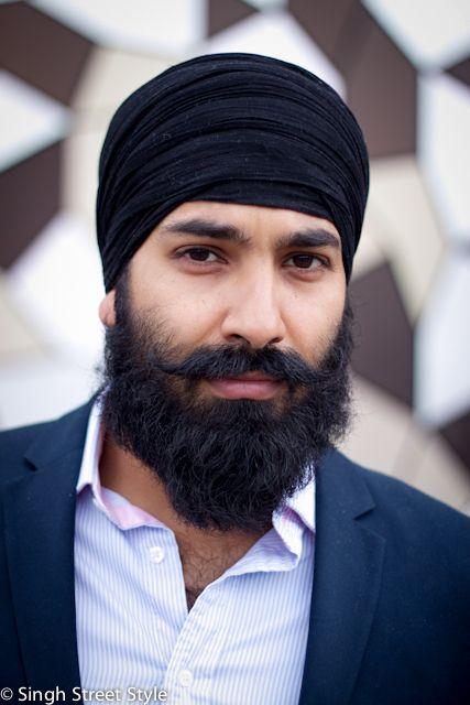 Singh Street Style | Sikh Men | Pinterest