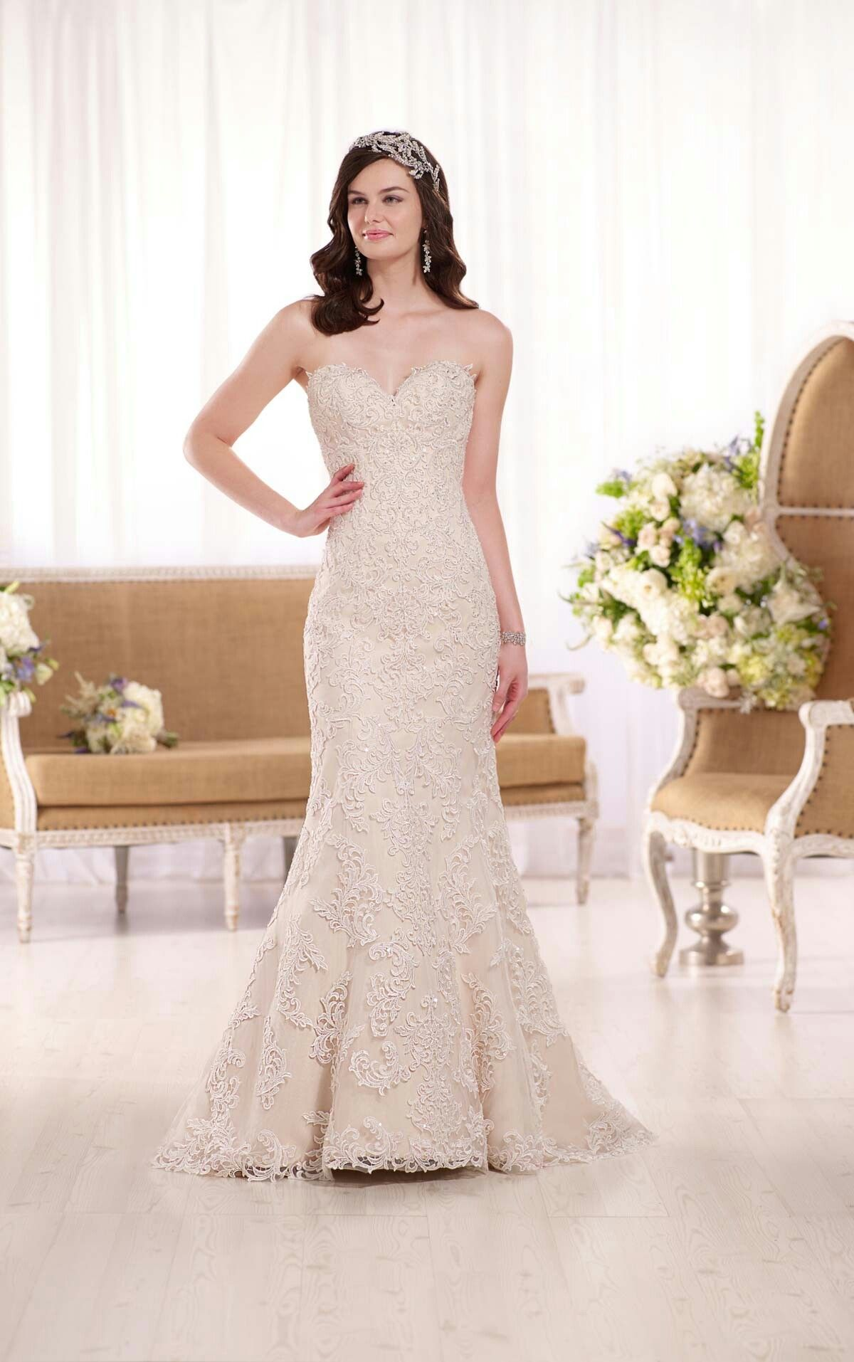 Pin by Amanda Serrato on Future wedding Bridal dresses