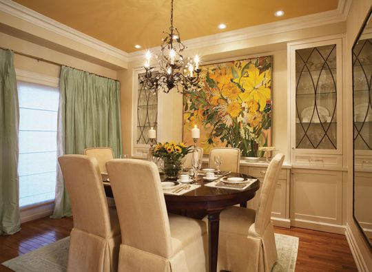 Wall Colors We Love For The Dining Room Ceilings Dont Always