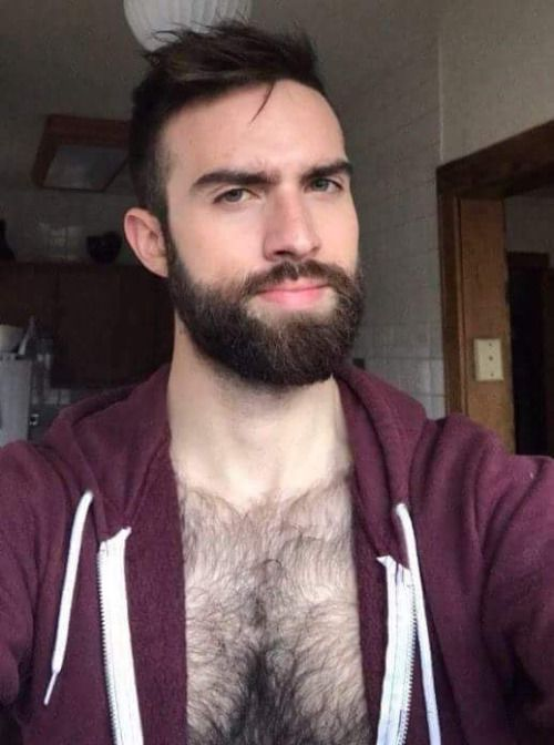 from Brian extremely hairy men gay