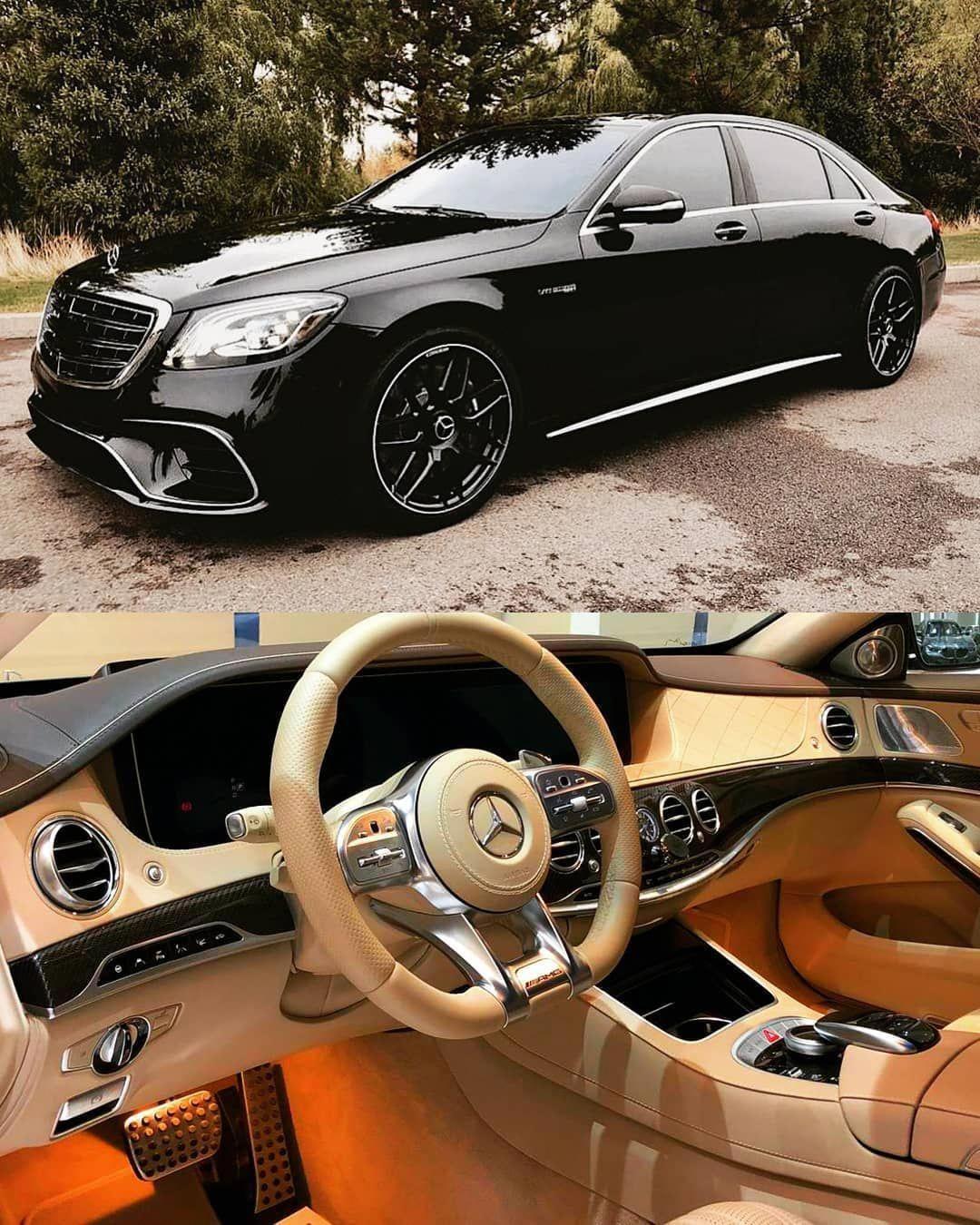 Mercedes Benz Amg S63 Follow Uber Luxury For More Via: Mercedes Benz S63 AMG W222 👑👑👑 Beige Luxury Interior