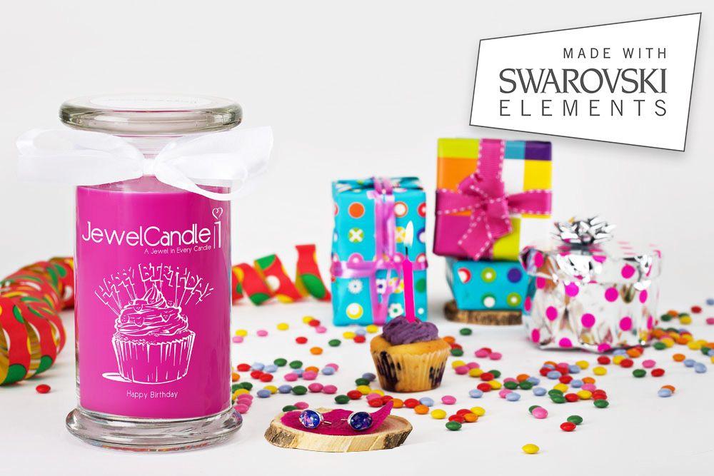 Bien connu jewelcandle-bougie-parfumee-happy-birthday-boucles-oreilles  LU24