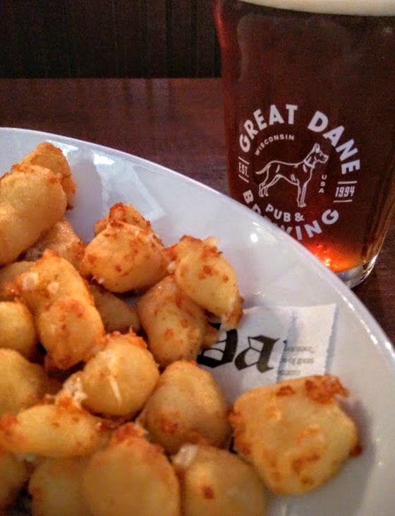 The Great Dane Pub Brewing Madison Wisconsin Food Yummy
