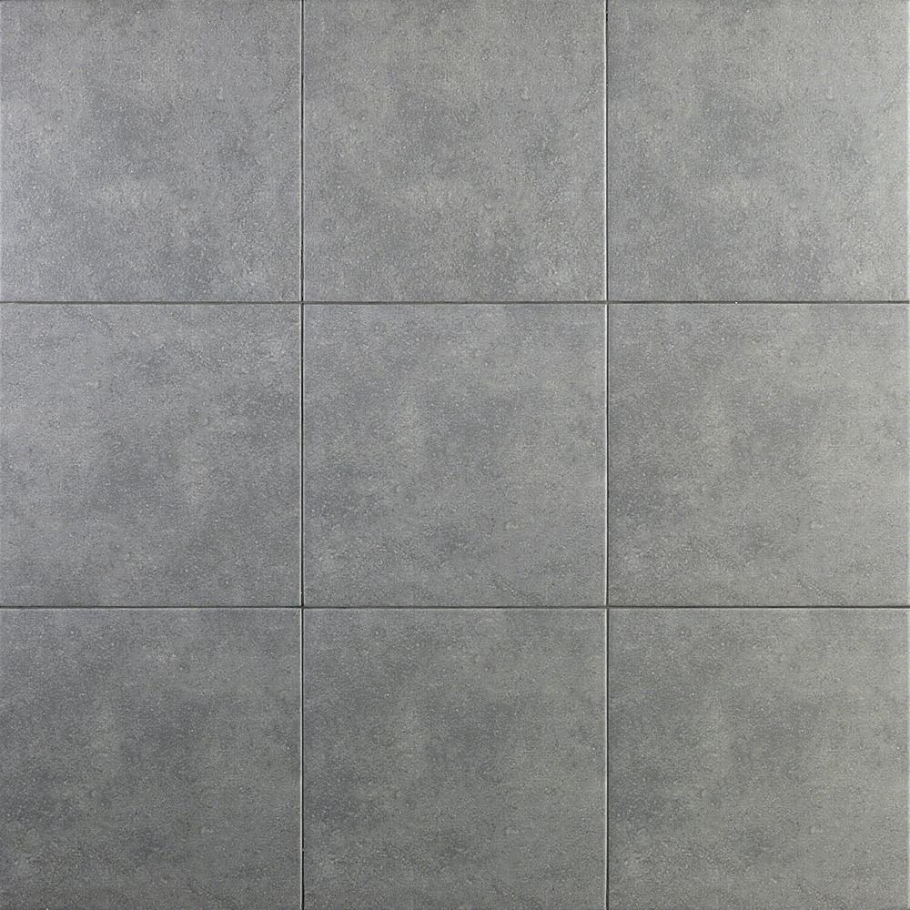 Ivy Hill Tile Anabella Grigio 9 In X 9 In X 11mm Matte Porcelain Floor And Wall Tile 10 76 Sq Ft Box Ext3rd101339 Flooring Tiles Ceramic Texture
