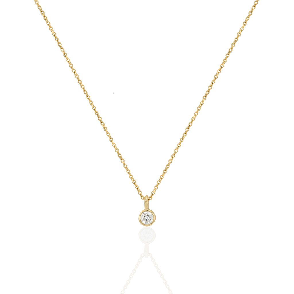 Floating diamond pendant pinterest round cut diamond delicate