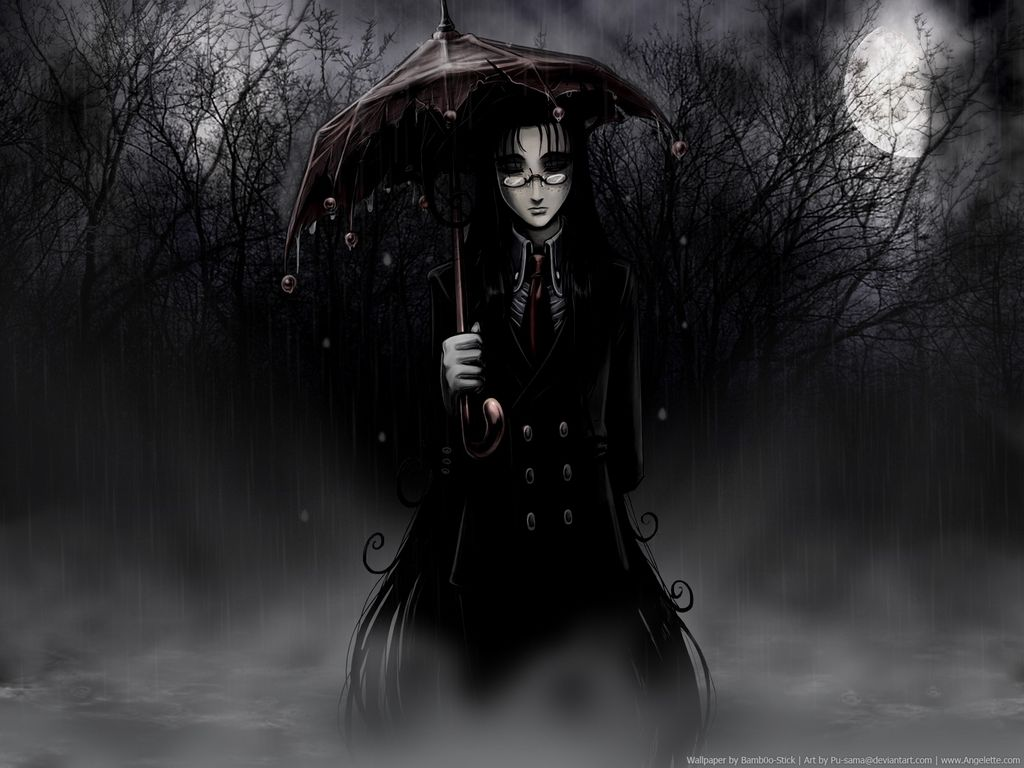 Hellsing Gothic Rip Van Winklie Fotografi Kalay Wallpaper Hd Dark gothic creepy wallpaper