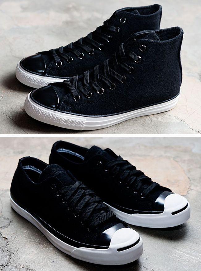 converse jack purcell vs chuck taylor