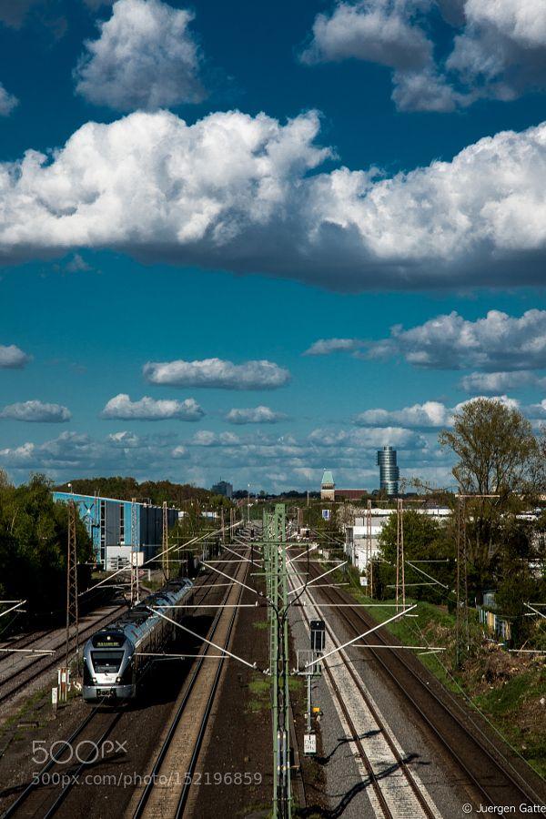 Bochum by JuergenGatte