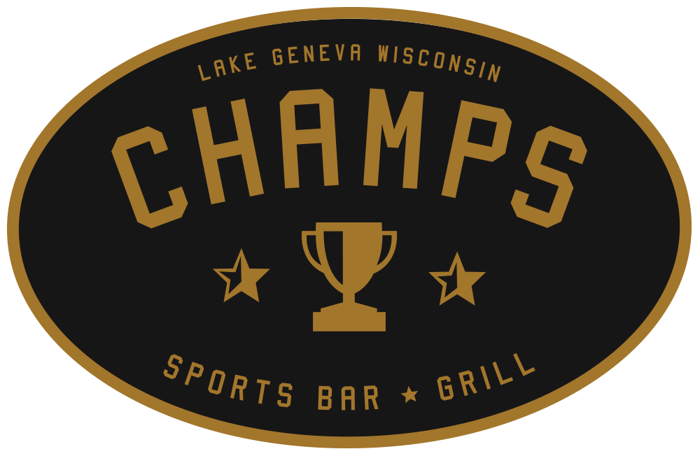 Champs Sports Bar & Grill Sports bar, Bar logo, Sports grill