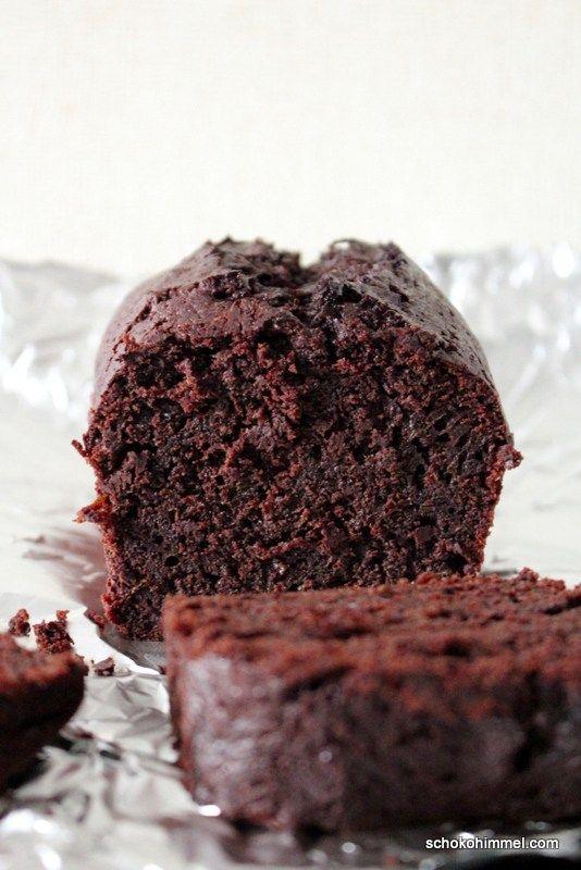 Cremiges Kuchenglück: Double-Chocolate-Zucchini-Kuchen - Schokohimmel