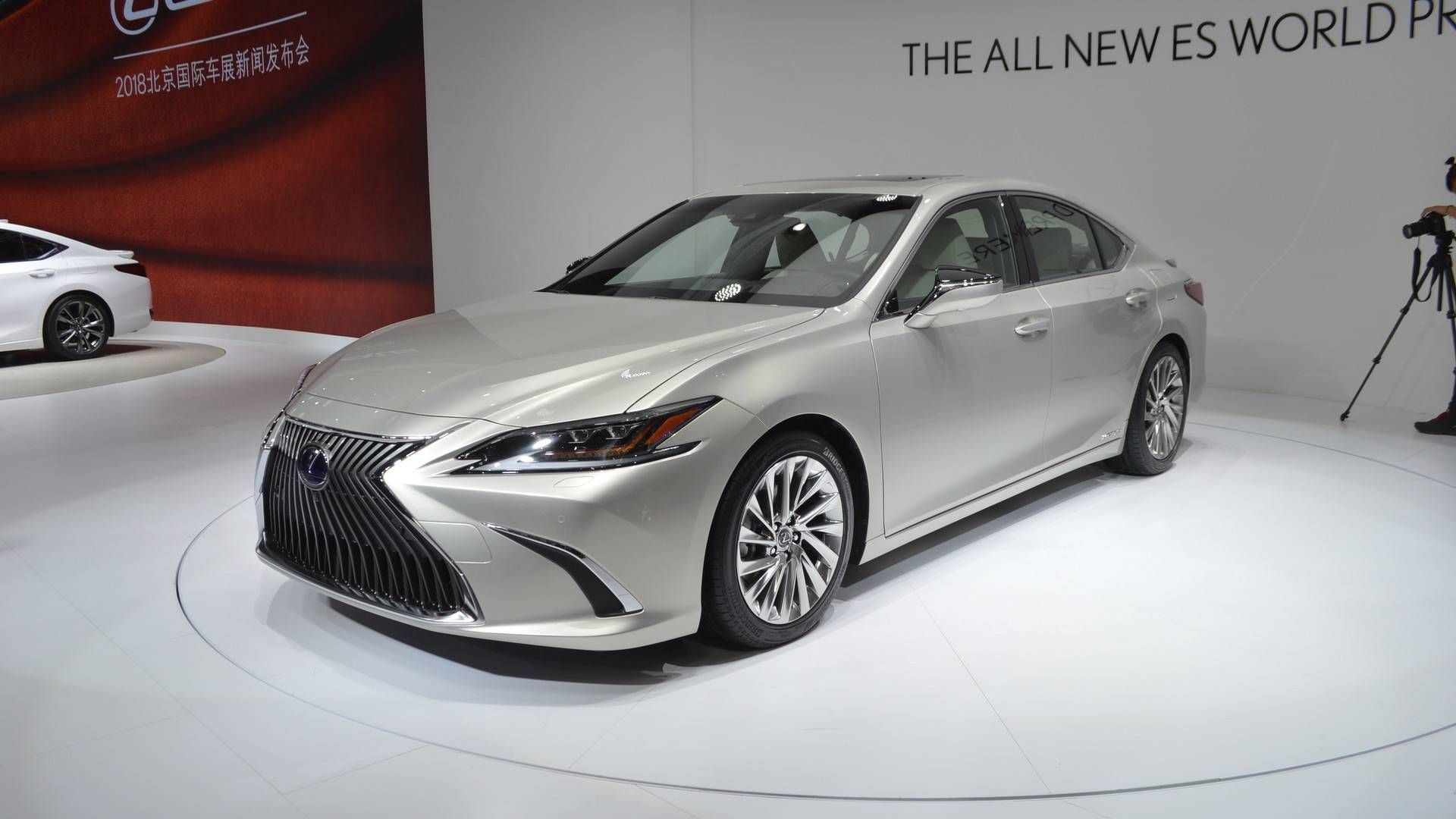 The Best Es300 Lexus 2019 Concept And Review Overview