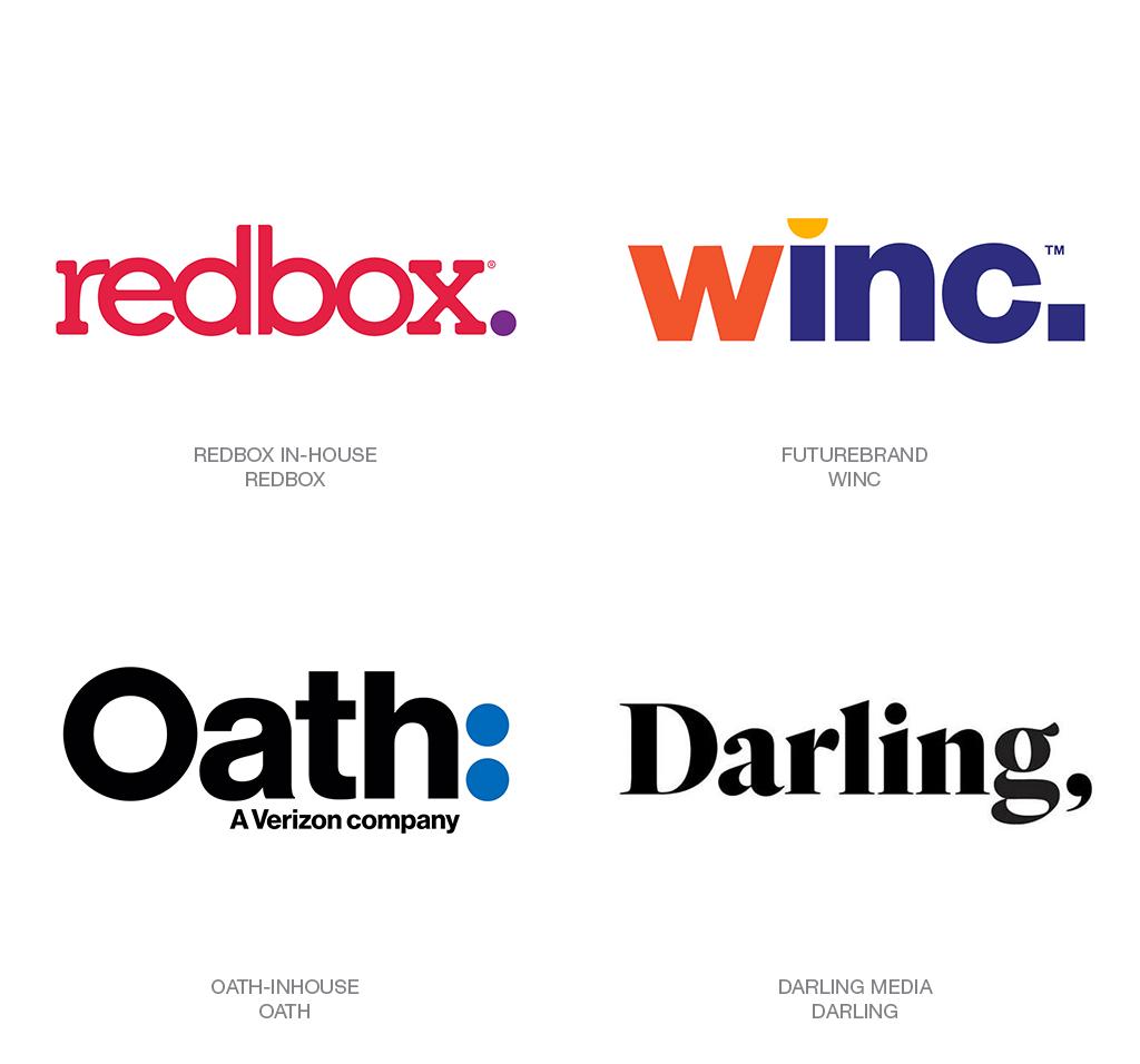 Logo Design Trend 2018: Punctuation