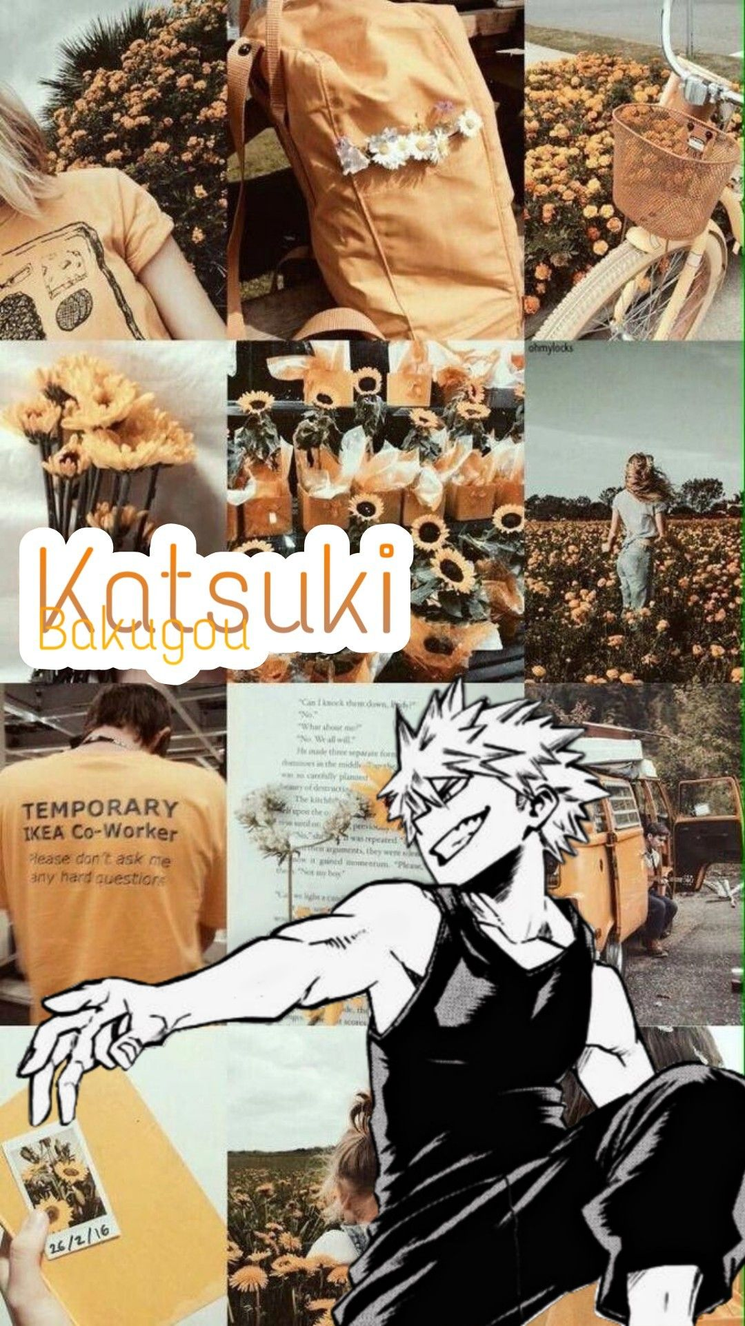 Bakugou Wallpaper Cute Anime Pics Hero Wallpaper Character Wallpaper
