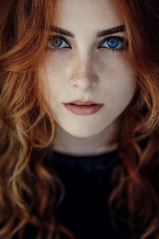 Redheads are so sexy...share yours...(no sauce the beauty is unknown)