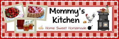 Mommy's Kitchen: What a Nice Surprise........ Me a Guest Blogger