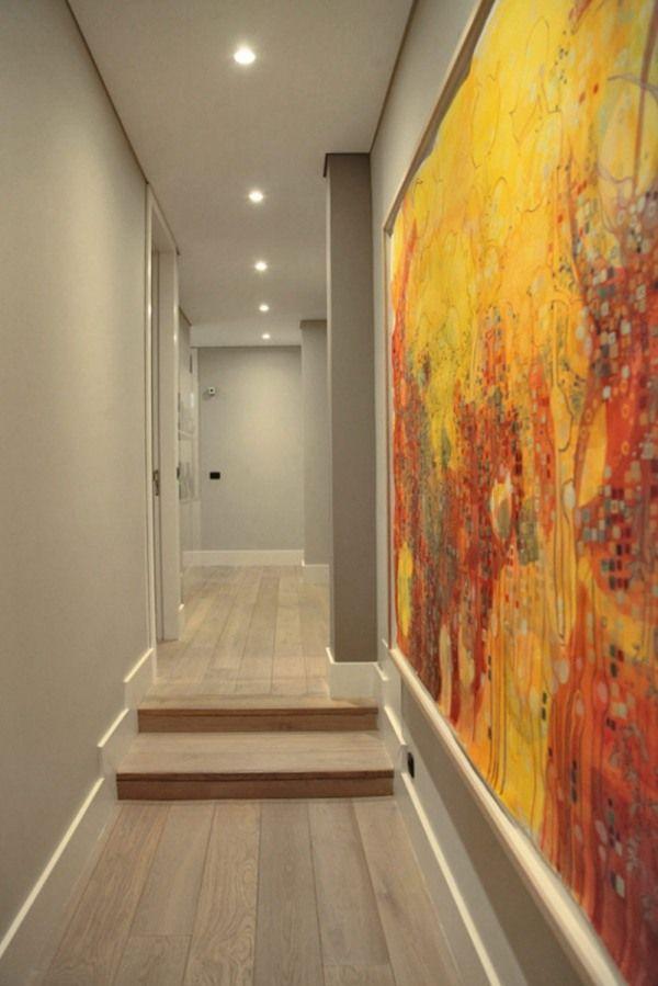 Farbgestaltung im flur ideen für lebendige dekore im trend