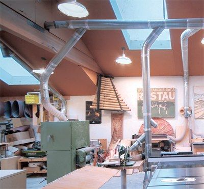 How to Improve Your Home Workshop\'s Dust Control and Collection ...