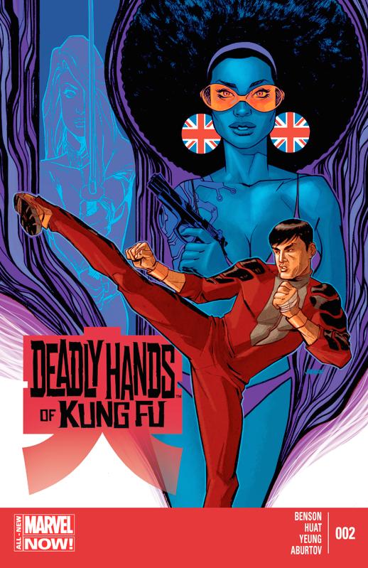 Marvels: June 2014