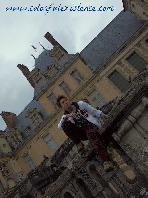 Eternal Memories: ☤ Fontainebleau  http://www.colorfulexistence.com/2013/03/fontainebleau.html  www.ColorfulExistence.com