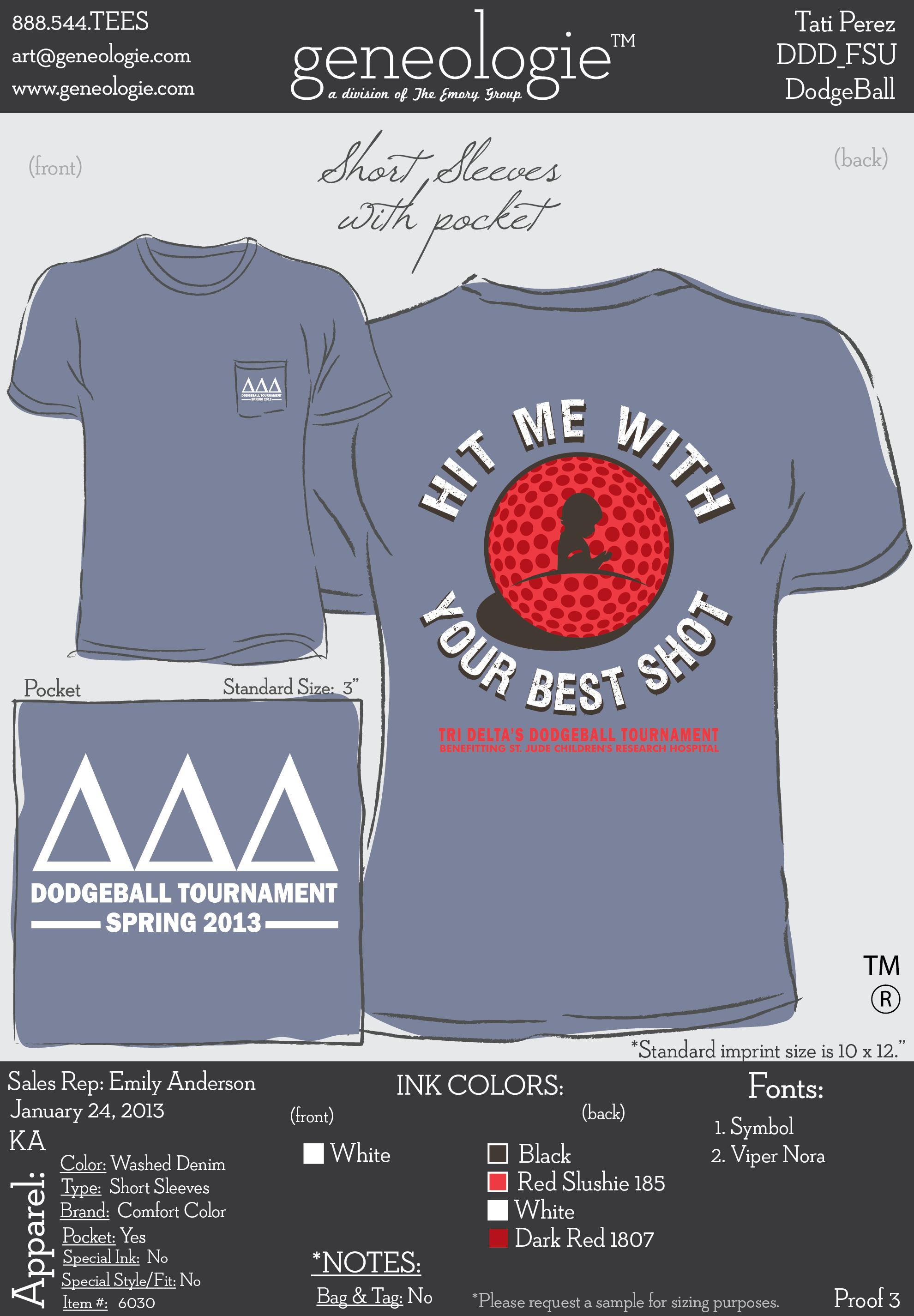 Pin By Jessica Bowersox On Delta Delta Delta Dodgeball Tri Delta Shirts Tri Delta