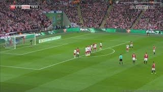 Manchester United Vs Southampton Highlights Efl Cup Final Youtube Match Highlights Manchester United Southampton