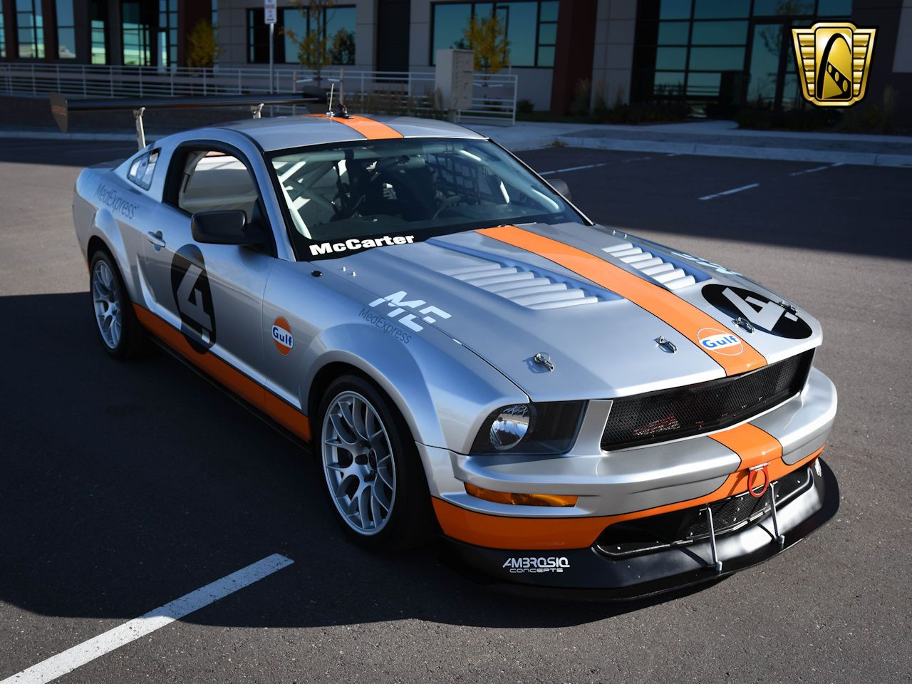2008 Ford Mustang FR500S Race Car Gateway Classic Cars