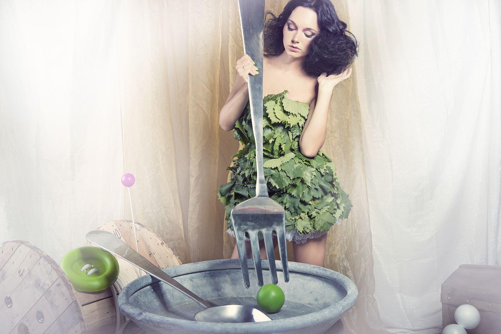 Poucette by Mathilde Oscar