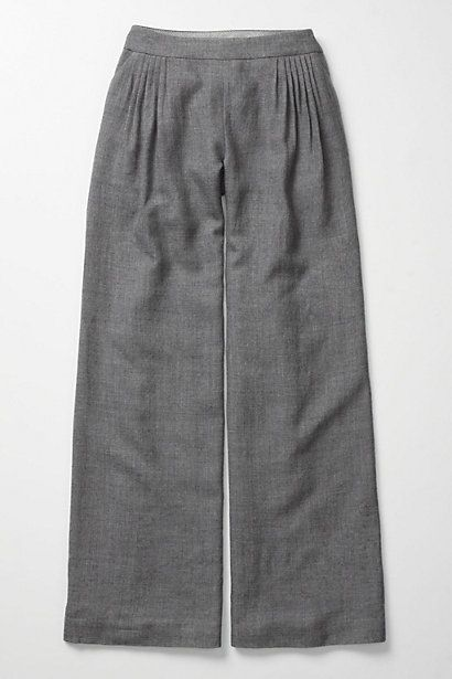 Gauzy Wide-Legs - StyleSays