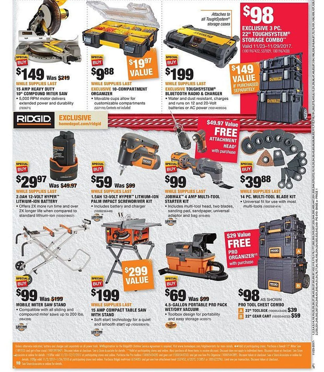 Home Depot Black Friday 2018 Tool Deals Page 16 Home Depot Coupons Black Friday Depot