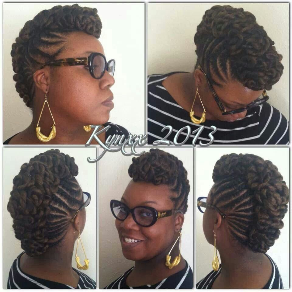 By kynxxtural style cute hairstyles pinterest natural