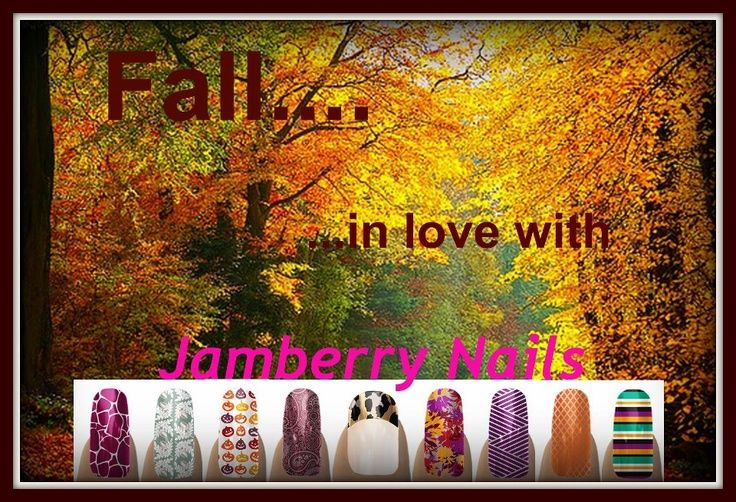 Fall in Love with Jamberry Nails at www.seamscrazy.jamberrynails.net