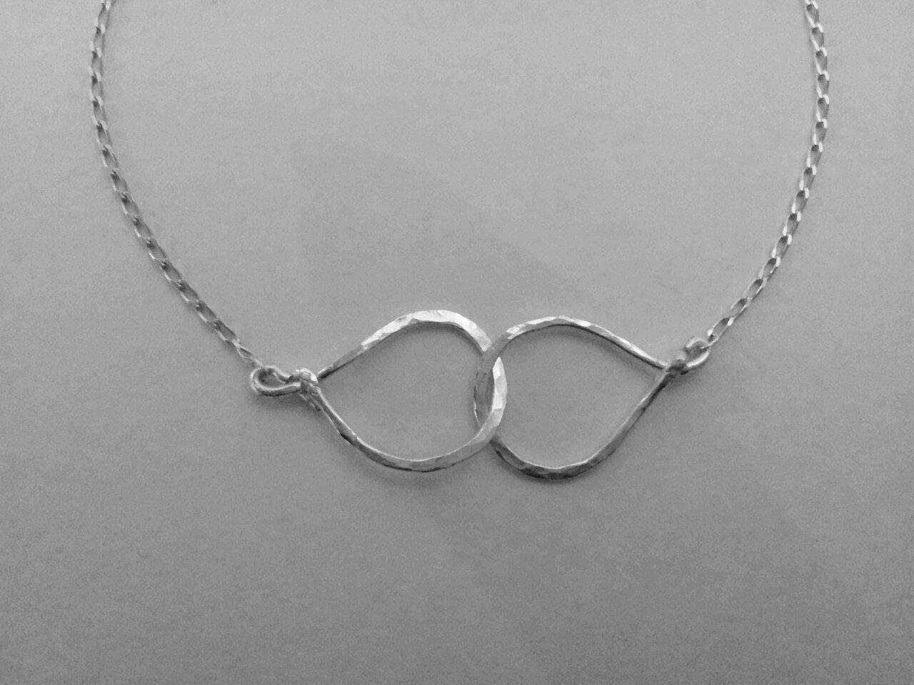 Friendship bracelet silvergold relationship simple bridesmaid