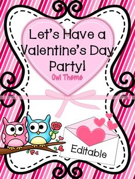 Is your class having a Valentines Day party this year I have you