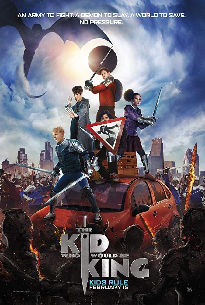 14 Ide Ver The Kid Who Would Be King 2019 Pelicula Completa Sub Espanol Latino Patrick Stewart Merlin Film Fantasi