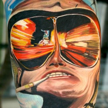 Fear-and-Loathing-in-Las-Vegas-2--by-Todo-ABT-Tattoo