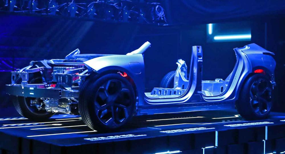 شركة جيلي تطلق منصة استراتيجية للسيارات الكهربائية المستقبلية موقع ويلز Architecture Sea