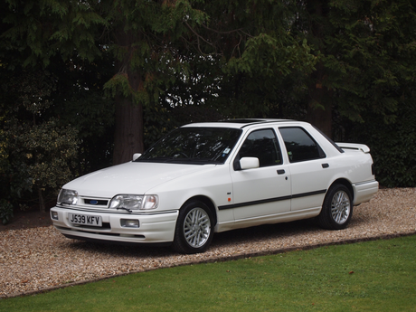 1991 Ford Sierra Sapphire Rs Cosworth 4x4 Silverstone Auctions