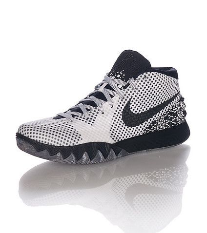 NIKE Black History Month BHM Kyrie Irving Low top men's sneaker Mesh body  Lace up closure