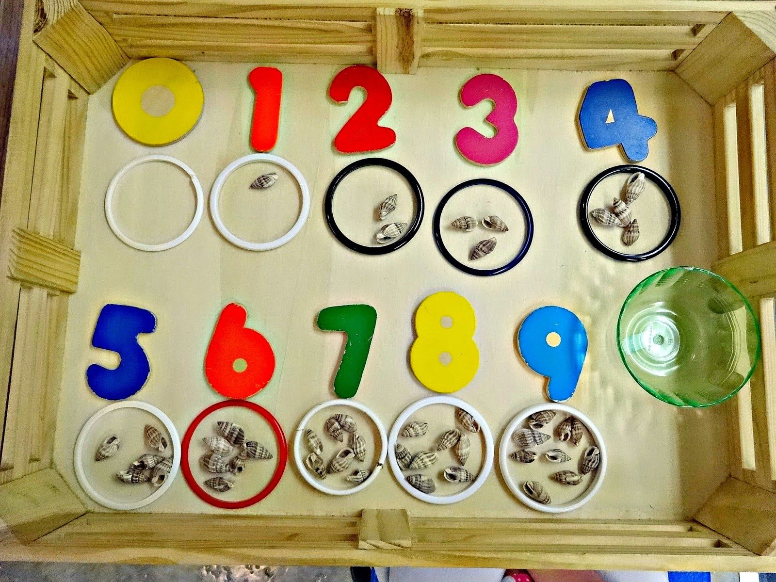 Inspired Montessori And Arts At Dundee Montessori Budget Shell Math