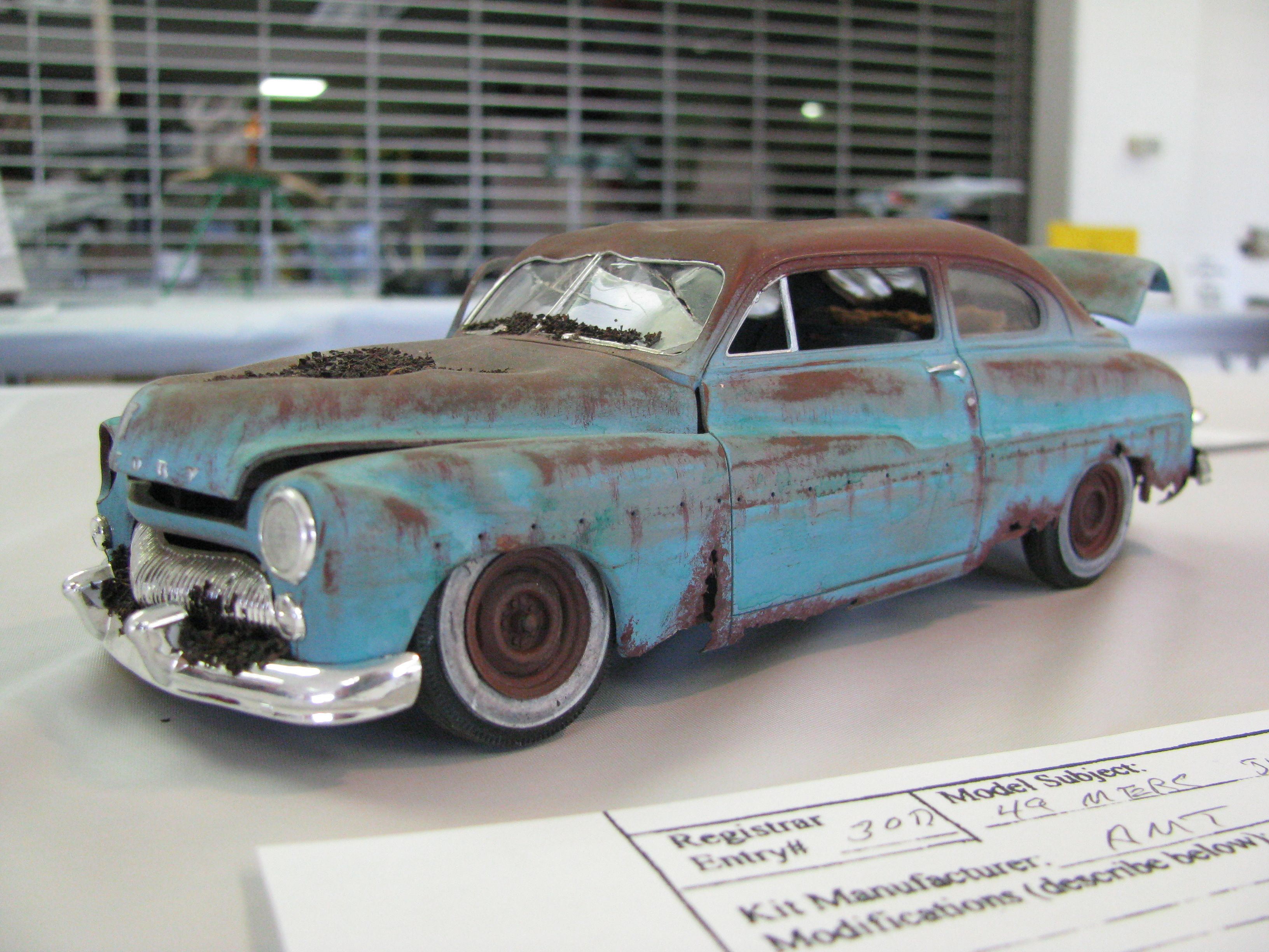 Pin by Paul Northrup on Model cars | Pinterest | 49 mercury, Model ...