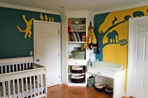 15 Inspirational Examples To Refresh The Kids Room With